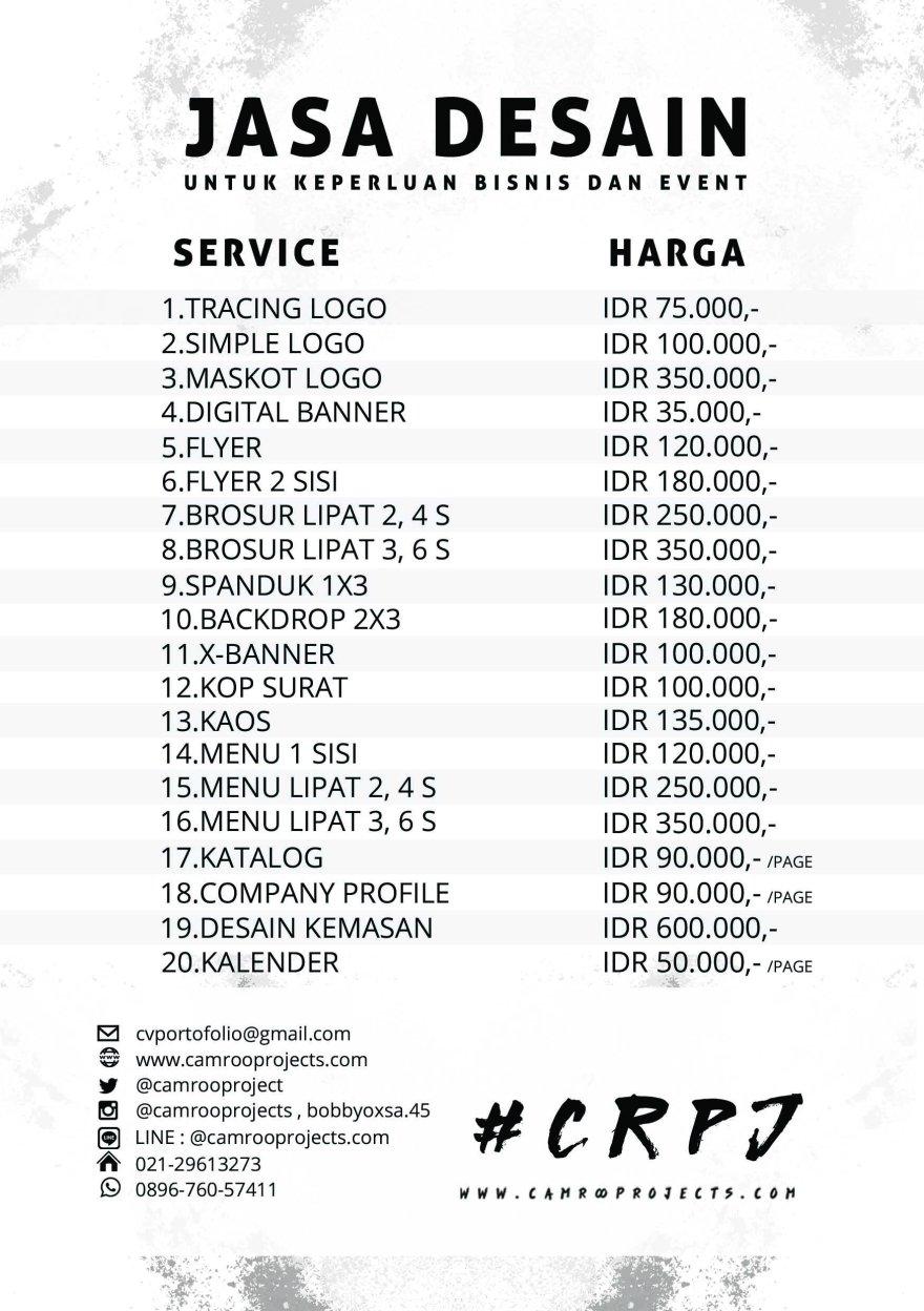 Jasa Buat Logo