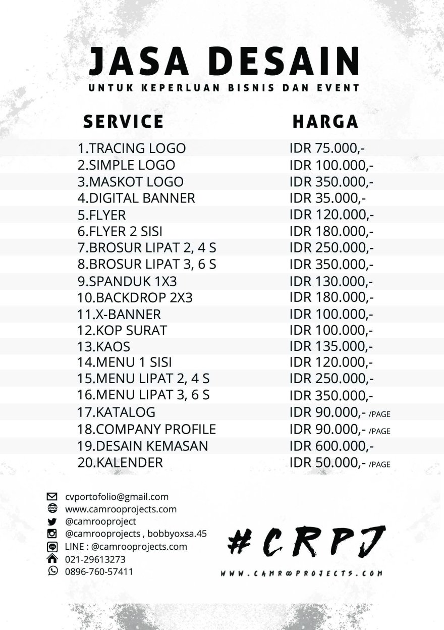 Jasa Buat Logo Unik