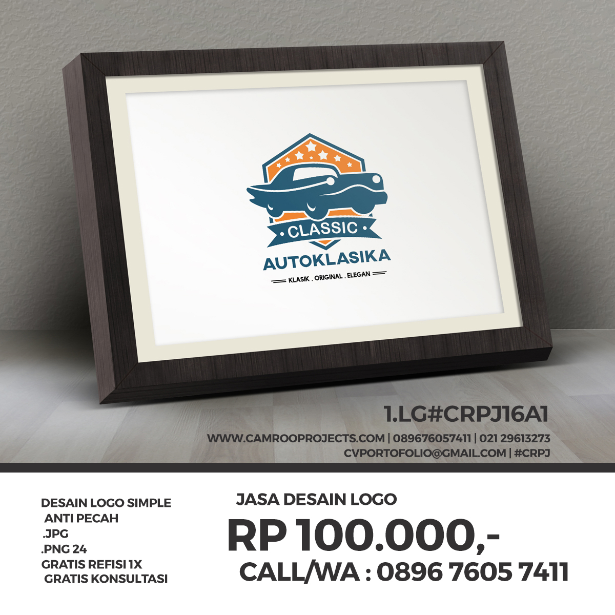 Jasa Desain Logo Di Bogor