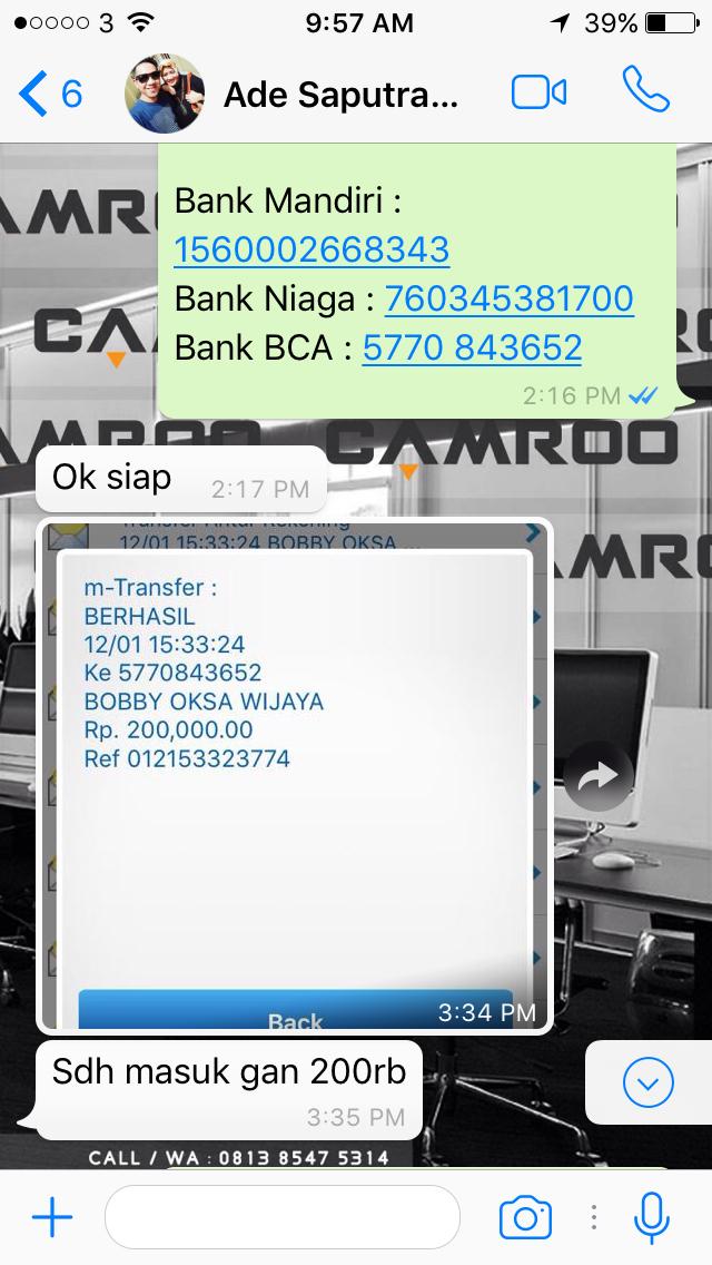 Jasa Desain Flyer | Bekasi | Call/WA 0896 760 574 11