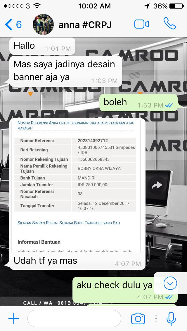 Jasa Desain Brosur murah Di Bogor