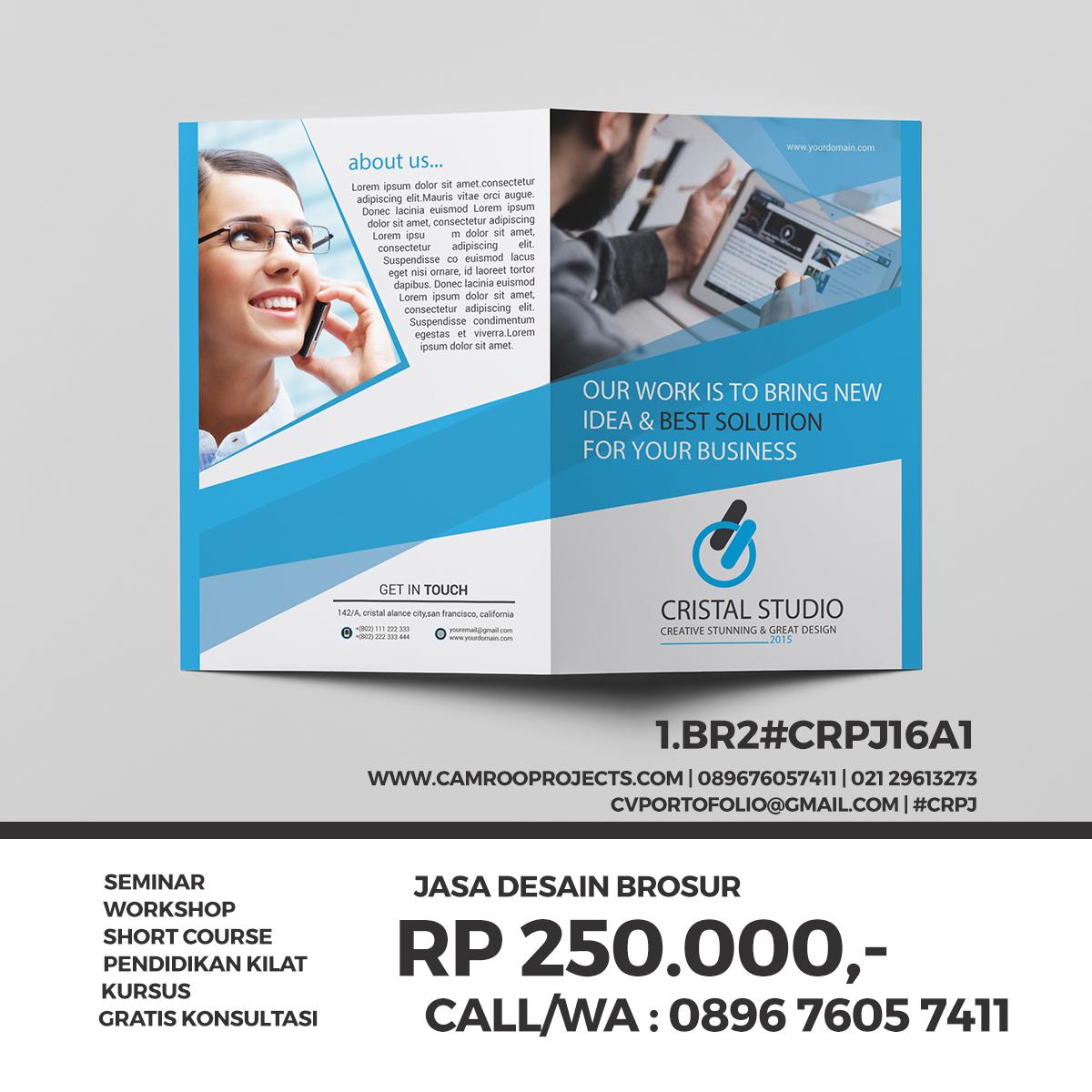 Jasa Desain Flyer   Terbaik   Call/WA 0896 760 574 11