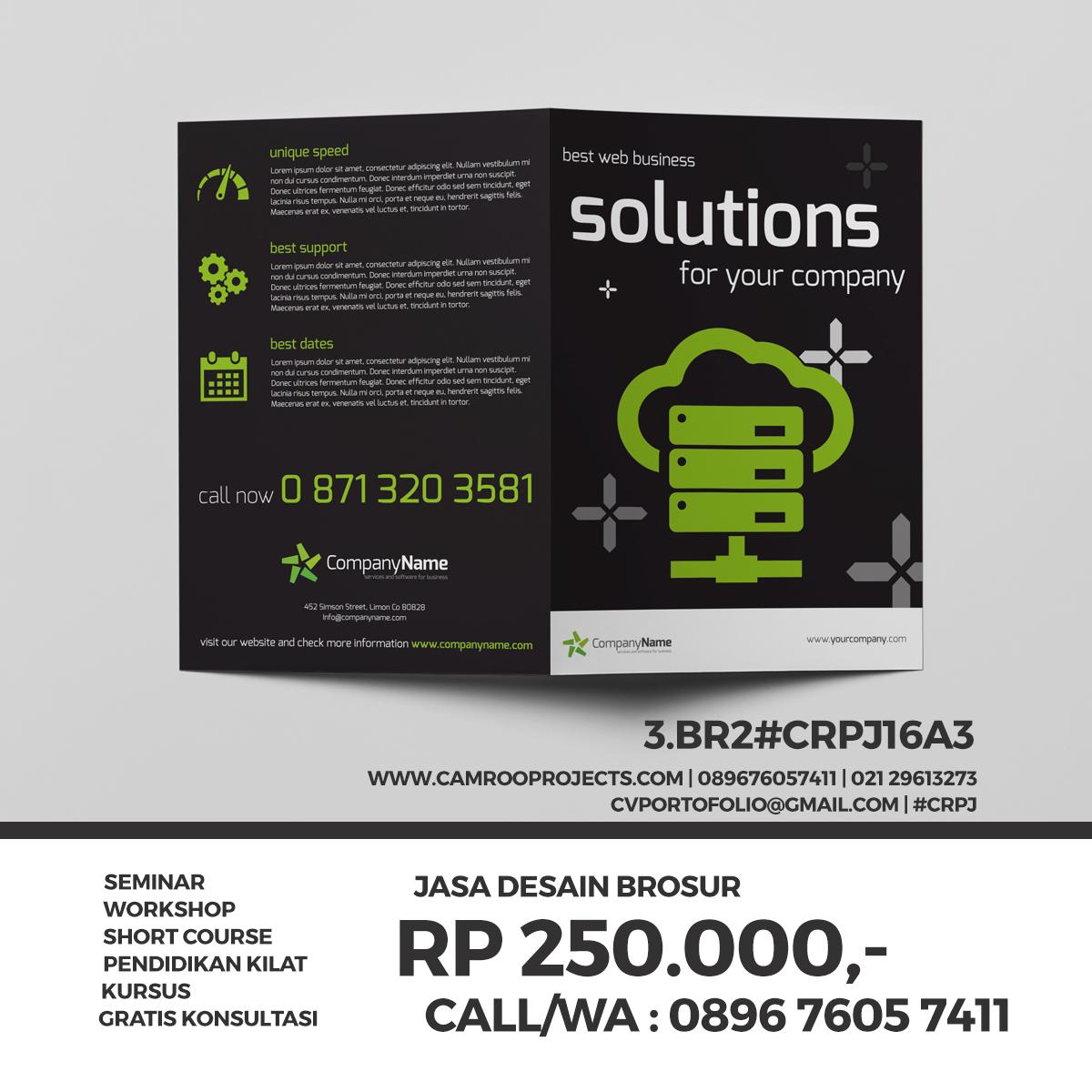 Jasa Desain Flyer   Call/WA 0896 760 574 11