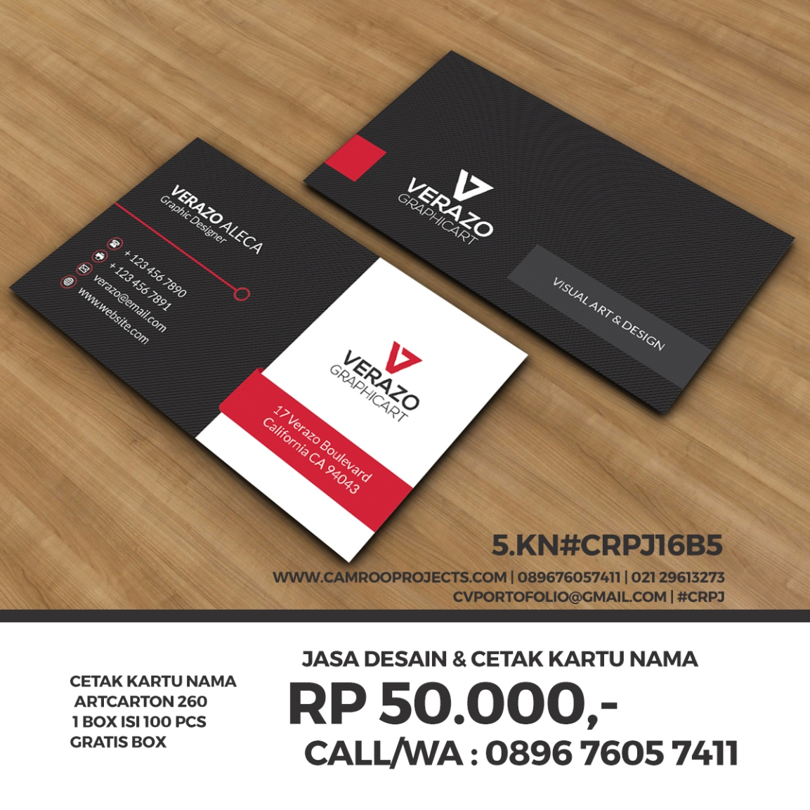 jasa desain flyer DiTasikmalaya