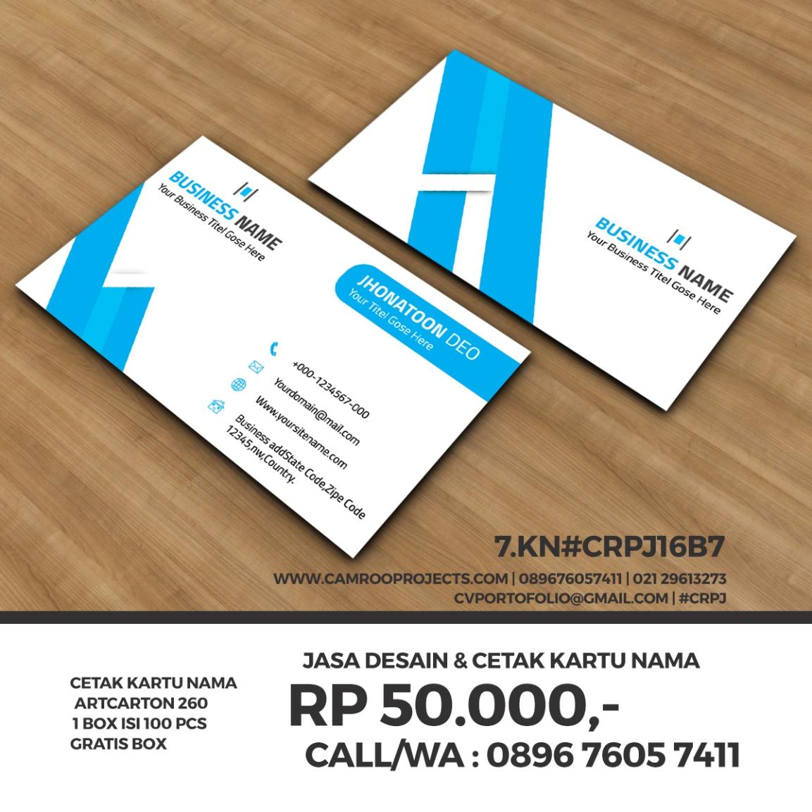 jasa desain flyer profesional wilayahSabang