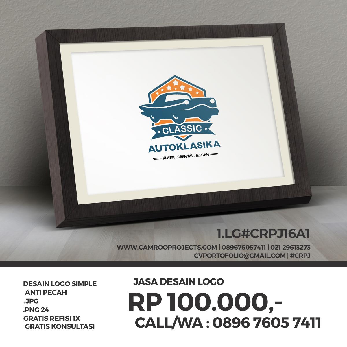Jasa Desain Logo Bagus Di Bekasi