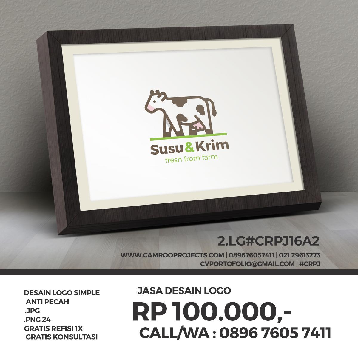Jasa Desain Logo Kreatif Di Bekasi