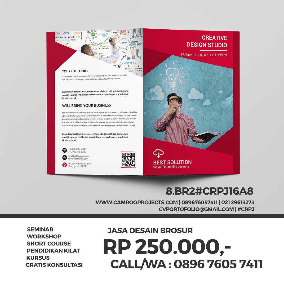 Jasa Desain Flyer Di Bekasi