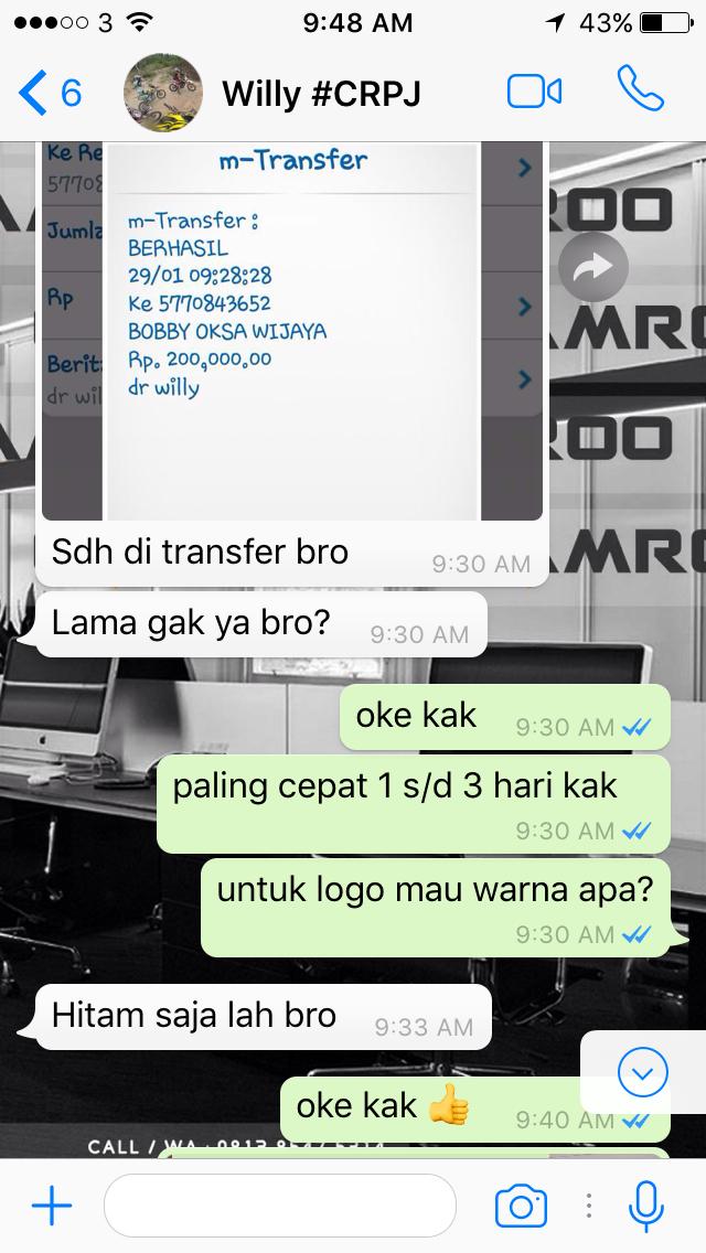Harga Jasa Pembuatan Grafis professional di Tangerang